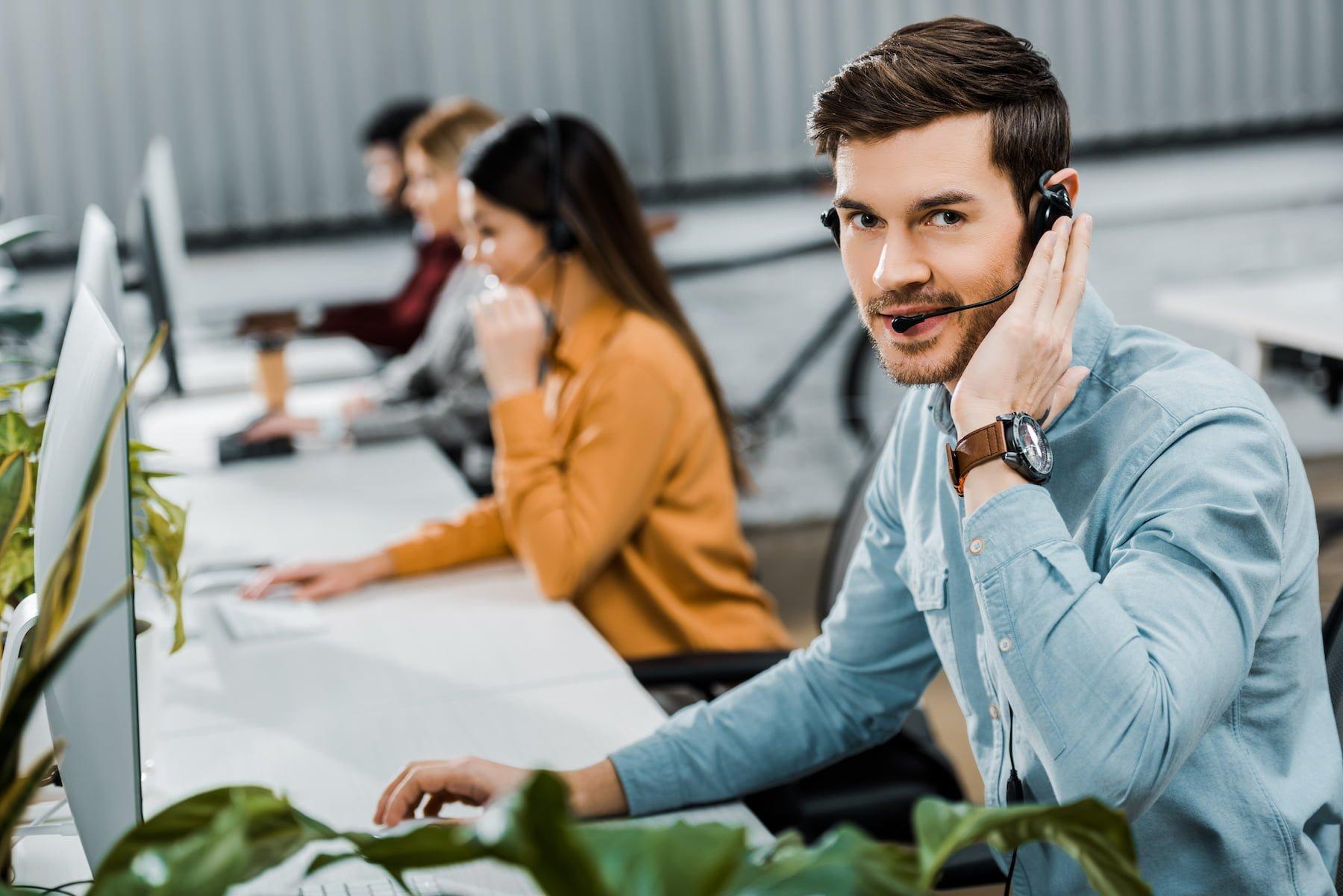 Phone Script For Landscaper Digital Marketing
